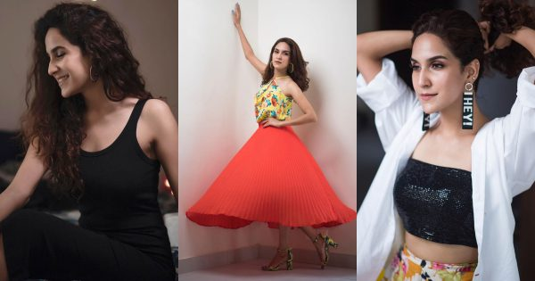 Latest Beautiful Pictures of Anoushy Abbasi from Recent Shoots
