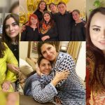 Beautiful Family Pictures of Actress Shagufta Ejaz
