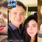 Ayesha Khan Writes a Beautiful Note on her Husband Birthday