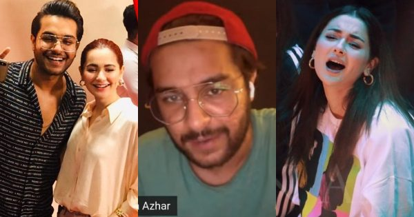 Asim Azhar Talked About his Breakup with Hania Aamir