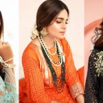 Latest Photo Shoot of Sumbul Iqbal for RJ's Pret
