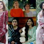 Beautiful Clicks of Azekah Daniel and Hajra Yamin from the Sets Tera Ghum or Hum