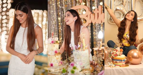 Beautiful Clicks of Maya Ali from her Birthday Party