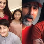 Babar Ali Latest Tik tok Video With Her Daughter Zainab