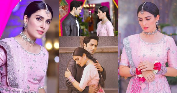 Beautiful Pictures of Ayeza Khan from Drama Mehar Posh
