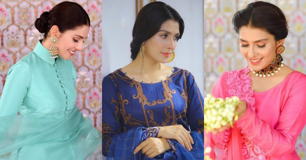 Beautiful Pictures of Ayeza Khan from Her Recent Photo Shoots