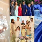 Eid Clicks of Momal, Shahzad Sheikh, Shahroze and Sadaf