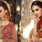 Gorgeous Minal Khan Beautiful Bridal Photo Shoot