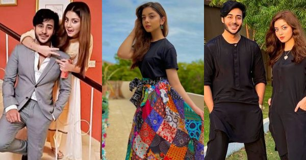 Latest Beautiful Pictures of Alizeh Shah and Noaman Sami
