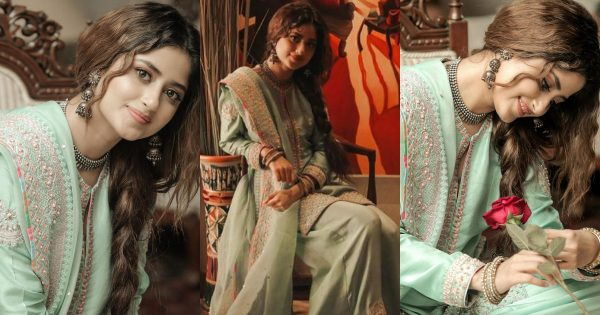 Sajal Ali Latest Pictures from her Instagram