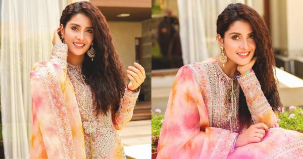 Eid Day 2 Pictures of Gorgeous Ayeza Khan