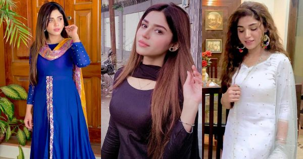 Latest Clicks of Actress Amna Malick from Instagram