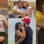 Latest Clicks of Actress Anumta Qureshi with her Friends and Family