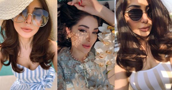 Beautiful Clicks of Sabeeka Imam from her Instagram