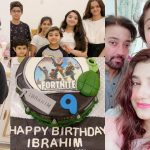 Birthday Pictures of Javeria and Saud Son Ibrahim