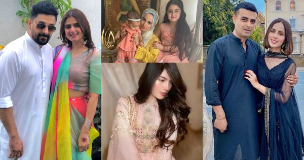 Celebrities Eid ul Adha 2020 Beautiful Pictures