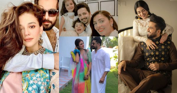 Pakistani Celebrities Eid ul Adha 2020 Beautiful Clicks