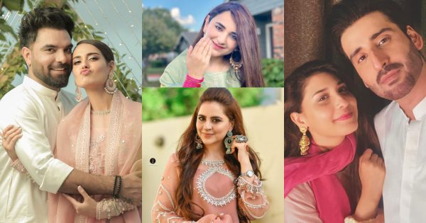 Beautiful Pictures of Pakistani Celebrities from Eid ul Adha 2020