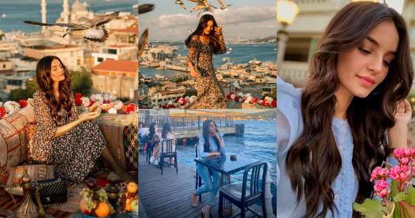Beautiful Pictures of Sadia Khan from her Turkey Trip
