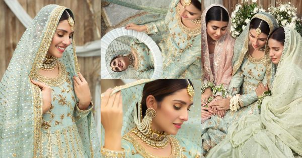 Beautiful Shoot of Gorgeous Ayeza Khan for D I A by Ansab Jahangir
