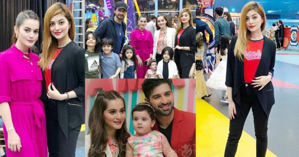 Beautiful Clicks of Syed Jibran with his Family at Amal Birthday