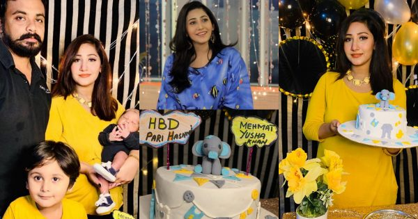 Actress Pari Hashmi Blessed with Second Baby Boy – Beautiful Pictures