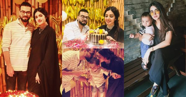 Actress Anum Fayaz Celebrated Birthday of her Husband – Beautiful Pictures