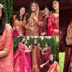 Beautiful Bridal Dress Photo Shoot of Ayeza Khan for Ansab Jahangir