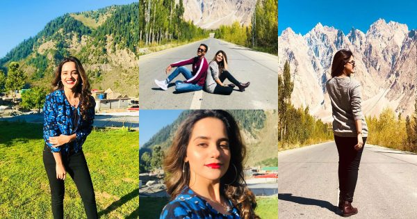 Beautiful Clicks of Rabya Kulsoom from Her Trip to Hunza Valley