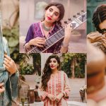 Latest Beautiful Photo Shoot of Urwa Hocane for Raaya