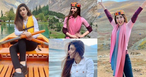 Urwa Hocane Beautiful Pictures from Her Trip To Skardu