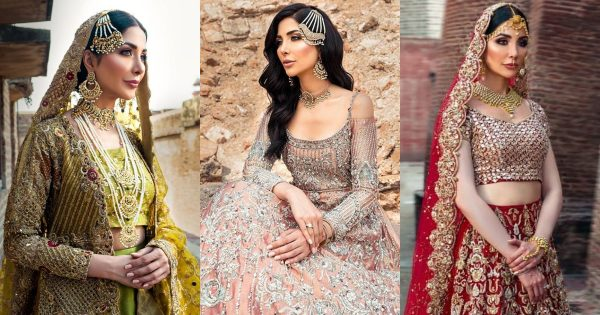Beautiful Sabeeka Imam Looks Gorgeous in her Latest Bridal Shoot