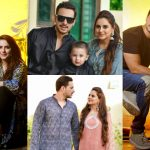 Actor Couple Fatima Effendi and Kanwar Arsalan Latest Beautiful Pictures