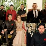 Humayun Saeed Brother Salam Saeed Wedding Pictures