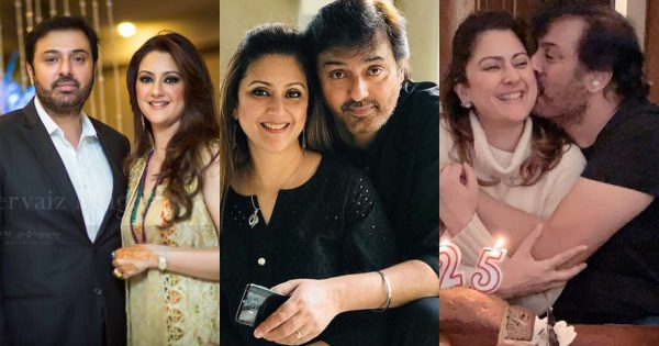 Noman Ijaz Beautiful Pictures with his Wife Rabia Noman