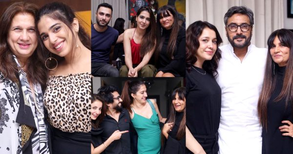 Beautiful Pictures from Frieha Altaf Birthday Party