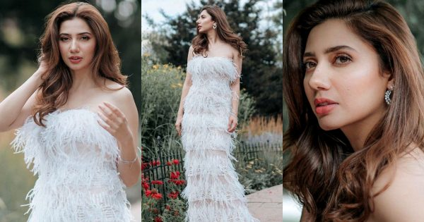 Latest Shoot Pictures of Gorgeous Mahira Khan