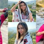 Latest Beautiful Clicks of Humaima Malick from Northern Areas