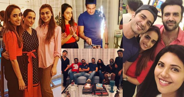Beautiful Birthday Party Pictures of Actor Shahzad Sheikh