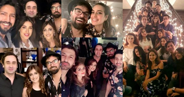 Grand Birthday Party Pictures of Director Wajahat Rauf with Celebrities