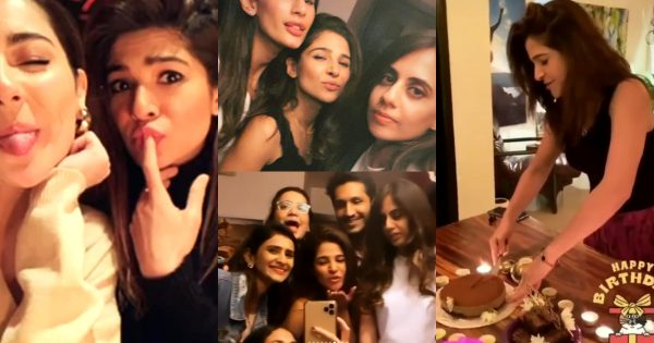 Beautiful Birthday Pictures of Actress Ayesha Omer
