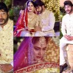 Celebrity Makeup Artist Akif Illyas Got Married – Beautiful Pictures