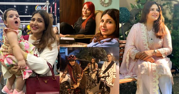 Latest Beautiful Pictures of Shagufta Ijaz from her Instagram