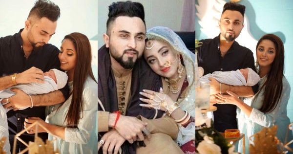 Actress Sanam Chaudhry Blessed With A Baby Boy – Adorable Pictures