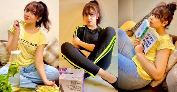 Latest Beautiful Pictures of Alizeh Shah From her Instagram