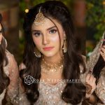 Viral Girl Nimra Ali is Looking Gorgeous in her First Bridal Shoot