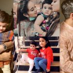 Beautiful Photos of Cute Baby Amal Muneeb