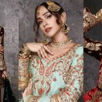 Latest Shoot Actress Faryal Mehmood for Rizwan Beyg Collection
