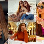 Beautiful Clicks of Kinza Hashmi from Her Turkey Trip