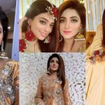 Beautiful Photos of Actress Fatima Sohail From Her Friends Wedding